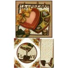 PAPEL DECOUPAGE 11,2x18,5 - CHOCOLATE I LOVE